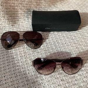 Set of Marc Jacobs Sunglasses
